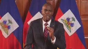 Haiti in state of emergency after President Jovenel Moïse assassinated (02:14)