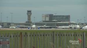 Ottawa backs funding for REM airport station (01:57)