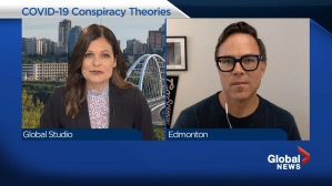 University of Alberta prof debunks COVID-19 mask conspiracies