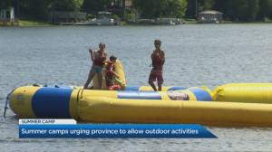 Ontario camps call on the province to reopen outdoor activities this summer (05:16)