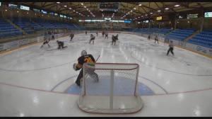 Junior hockey: West Kelowna Warriors, Vernon Vipers to face off in Okanagan Cup semifinal (02:09)