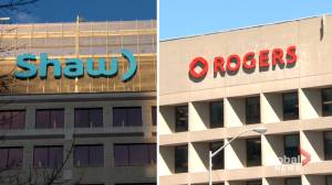 What does Rogers-Shaw merger mean for Calgary? (02:05)
