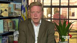 B.C. reports five more deaths, 861 new COVD-19 cases (03:26)