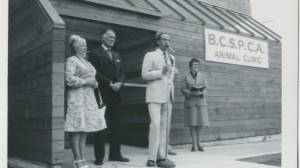 BC SPCA celebrates 125th anniversary