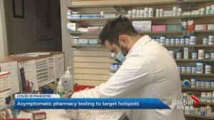 Toronto pharmacies apprehensive about participating in COVID-19 testing