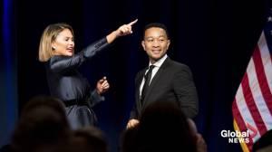 John Legend, Chrissy Teigen, Donald Trump engage in Twitter feud