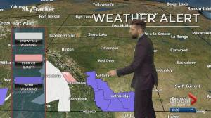 Edmonton Weather Forecast: March 10