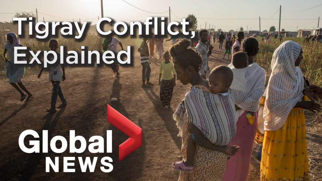 Click to play video: 'Tigray conflict: How Ethiopia's rising political tension led to an internal war'