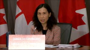 Coronavirus outbreak: Dr. Tam asked when, and how, she expects pro sports to return in Canada?