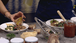 Saturday Chef: Mediterranean Breakfast Bowl from 'Flourist' (05:19)