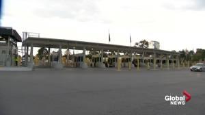 Talks continue over future of Canada-U.S. border closure (01:58)