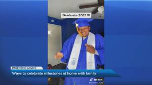 Creative ways to celebrate grads this year (05:00)