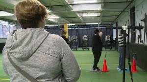 Durham ASD archery program
