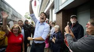 Federal Election 2019: Liberal Leader Justin Trudeau takes aim at southern Ontario