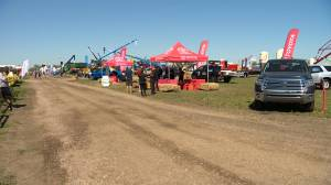 Ag in Motion farm expo still swathing along despite COVID-19 pandemic (01:51)