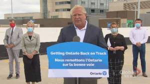 Coronavirus: Ford says Ontario will add 30,000 long-term care beds in the next decade