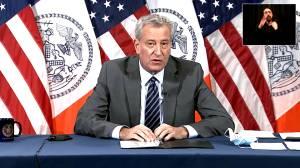 Coronavirus: New York City public schools to close as COVID-19 cases rise (02:20)