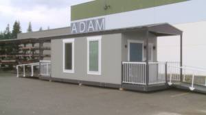 North Okanagan company creates safe visitation room for care homes (02:16)
