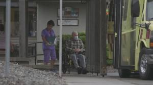 Fire forces evacuation of long term care residents (02:17)