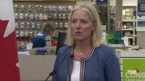 It would be unfortunate if Brazil didn't accept assistance with Amazon wildfires: Catherine McKenna