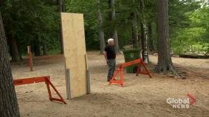 Hudson adds new measures to control access to Sandy Beach
