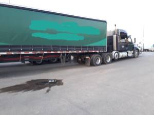 Semi driver facing $10K ticket for driving on wrong road