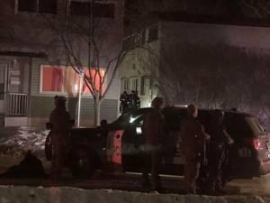 Police-involved shooting in northeast Edmonton
