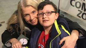 Single mother says she hasn't received provincial funding for her son with autism