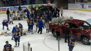 Saskatoon Blades prepare for final home stand before Christmas break