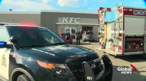 Woman who drove SUV into her mother at Edmonton KFC won't go to prison (01:41)