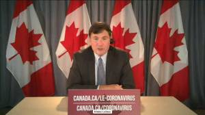 Canadian minister predicts thinking will 'evolve' by countries that don't recognize COVID-19 vaccine mixing (04:18)