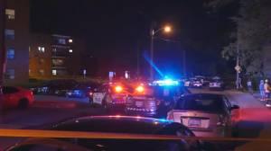 3 people killed in 2 Toronto shootings (01:42)