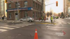 3 pedestrians struck by vehicle in North York