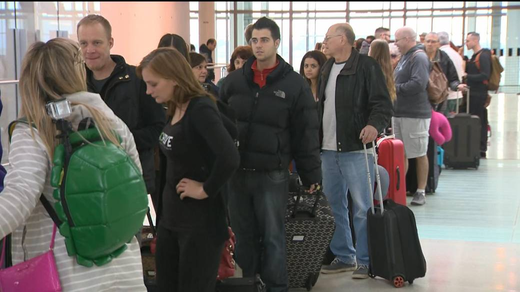 Less stress flying over holidays with tips from Saskatoon Airport Authority