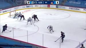 Manitoba Moose Post Game Reaction – Feb. 19 (00:55)