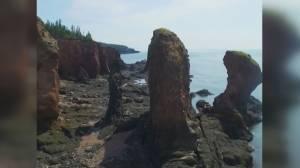 Cliffs of Fundy UNESCO Global Geopark Designation