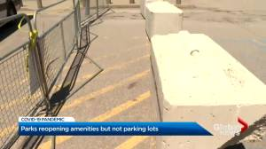 Coronavirus: Some Toronto park amenities and parking lots reopening