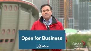 Kenney says comments by Biden suggest he hasn't been 'well or accurately briefed' on Alberta energy