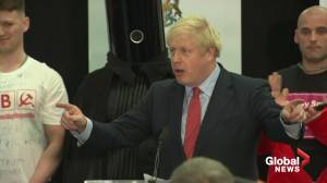 U.K. Election: Johnson says he's made powerful mandate for Brexit