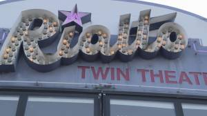 Surrey theatre owner says landlord's greed forcing him to close (01:56)
