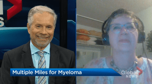 Multiple Miles for Myeloma continuing virtually for 2021 (04:11)