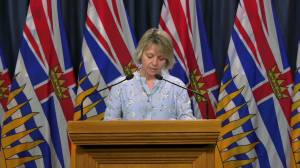 B.C.'s top doctor reports 42 new COVID-19 cases, one new death