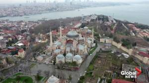 The controversy behind Turkey's move to reconvert Hagia Sophia into a mosque