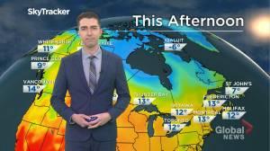 Saskatchewan weather outlook: May 6