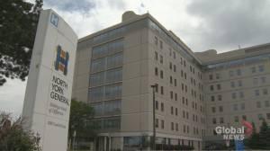 Calls increase to loosen hospital visitation restrictions in Ontario (02:11)