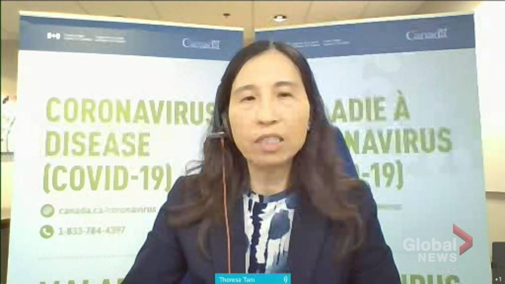 Click to play video: 'Tam says 'most important thing' is to get 2nd COVID-19 vaccine dose following questions over NACI guidance on AstraZeneca'