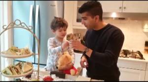 Chef and son share easy Mother's Day treat recipes (05:51)