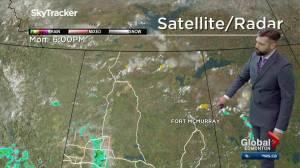 Edmonton weather forecast: Monday, July 26, 2021 (03:26)