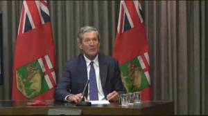 Manitoba announces move to 1st step of COVID-19 reopening 1 week ahead of schedule (05:19)