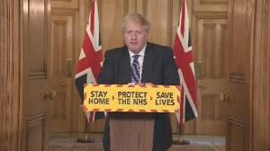 Coronavirus outbreak: Boris Johnson says he was 'lucky' in COVID-19 recovery